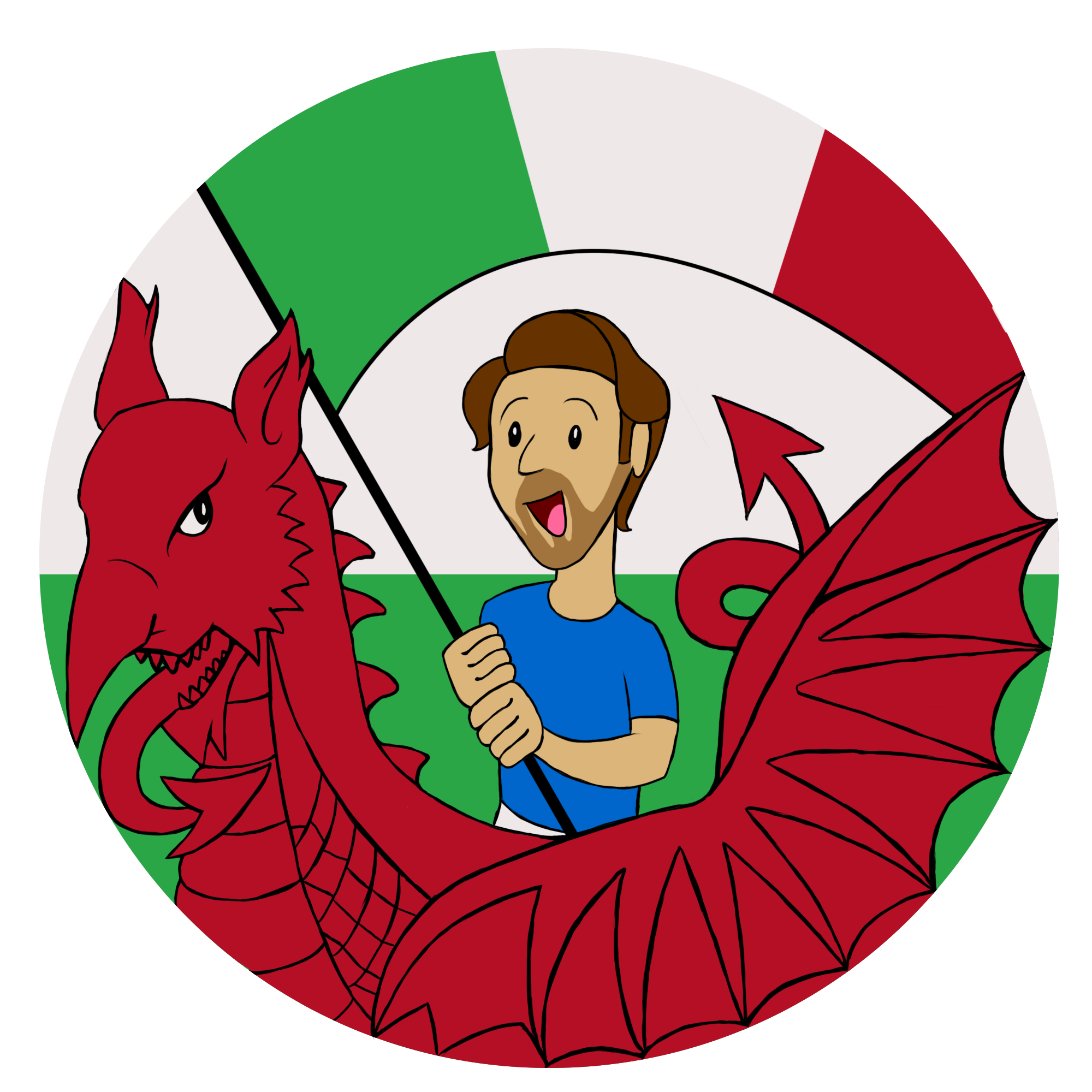 Diary of an Italian in Wales